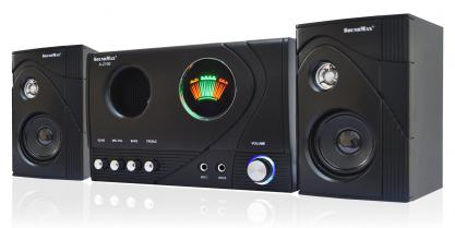 SoundMax A2100 - Sublimation with rhythm.
